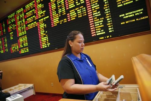 Congress should repeal sports gambling ban, let California chart its own path