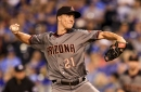Rockies know they're up against a true ace in D-backs' Zack Greinke