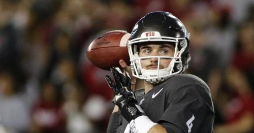 From Seahawks' Pete Carroll to ESPN, everyone's talking about WSU QB Luke Falk