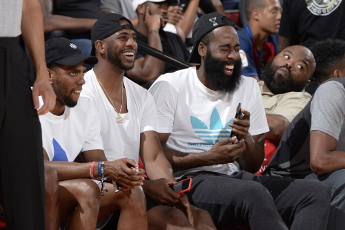 Rahul Lal of RocketsWire.com on Houston's title hopes, Harden/Paul duo, Rockets' future and more