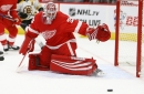 Perseverance pays off for Red Wings' Jimmy Howard as milestone nears