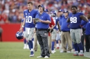 Giants vs. Chargers: McAdoo — Chargers Don't Look Like 0-4 Team