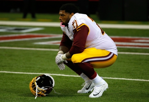 Trent Williams expected to be okay following MRI results