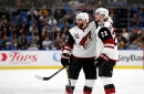 Coyotes announce leadership group for the season