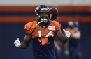 """Wide receiver Bennie Fowler making most of larger role with Broncos; team to """"force"""" rest"""