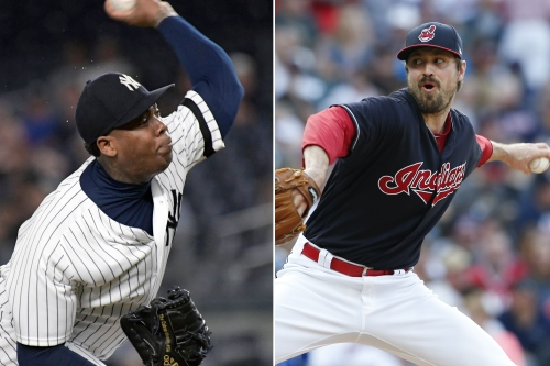 Breaking down Indians matchup, where Yankees have just 2 edges