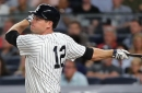 Chase Headley quietly not happy about big-game benching