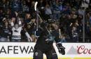 Sharks' Joel Ward says response to tweet as been positive