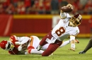 Skins Stats & Snaps: Redskins @ Chiefs (Offense)