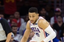 The Score Doesn't Matter As Ben Simmons Has Arrived And Markelle Fultz Needs Some Time