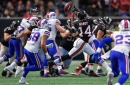 Buffalo Bills snap count notes from Week 4 win over Atlanta Falcons