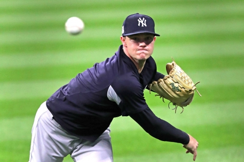 Yankees' rotation is set: Sonny Gray starting Game 1 vs. Indians