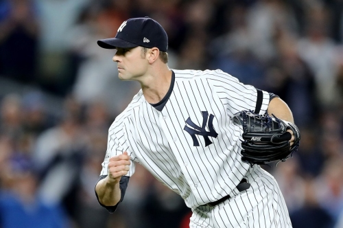 Yankees Insider: Unavailable pitchers for Game 1 ALDS vs. Indians