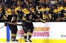 Second period observations: Bruins 3, Predators 1