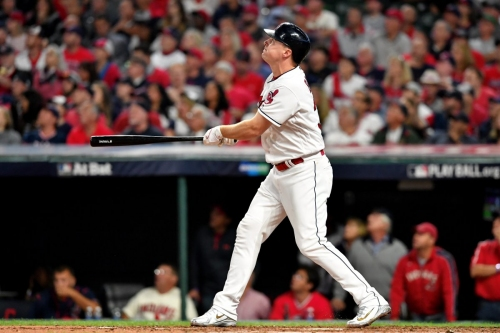 Indians throw shade at Yankees for failed Jay Bruce trade