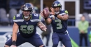 Seahawks oft-criticized offensive line finding some solidity, now looking for consistency