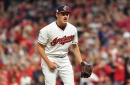 Trevor Bauer quiets Yankees' bats as Bombers drop Game 1, 4-0