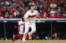 Jay Bruce, who Cashman was unable to trade for, dominates Yankees