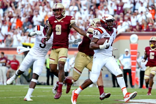 Virginia Tech football: A look at the Hokies' history with Boston College