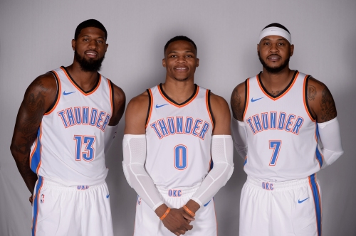 The Thunder re-tooled... But do the pieces fit together?