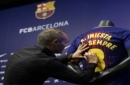 Barcelona gives lifetime contract to Andres Iniesta