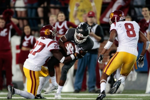 One Awesome Play: Renard Bell roasts the USC secondary down the seam