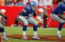 Giants' Injury Report: Weston Richburg, Paul Perkins Out vs. Chargers