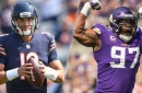 Griffen, Vikings set to spoil debut of Bears' top pick Trubisky