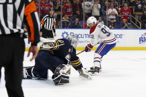 Canadiens vs Sabres Five Takeaways: Laying the foundation in Buffalo