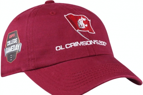 College GameDay won't come to WSU, but ESPN will make a hat they can profit from!