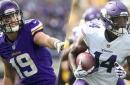 Vikings' Diggs, Thielen emerging as NFL's top WR duo