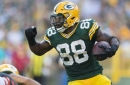 Packers RB Montgomery listed as doubtful for Sunday