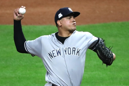 Betances upbeat after much-needed lights-out outing