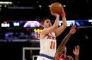 Preseason game thread: Knicks at Wizards- 10/06/17