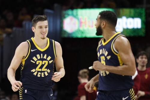 NBA Preseason final score: Pacers top Cavaliers 106-102
