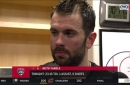 Panthers defenseman Keith Yandle sees positive takeaways after loss