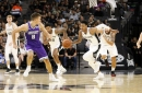 Spurs shake off rust and take down Kings