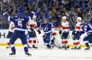 Panthers comeback falls short in 5-3 loss to Lightning