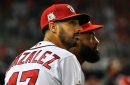 Washington Nationals' Gio Gonzalez ready for start in NLDS Game 2 vs Chicago Cubs...