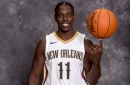 Jrue Holiday has more reasons to smile than ever so hope is stronger game performances soon follow