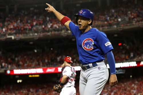 NLDS Game 2 preview: Chicago Cubs vs. Washington Nationals, Saturday 10/7, 4:35 CT