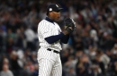 Yankees say Chapman accidentally 'liked' anti-Joe comment