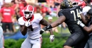 Kirby Smart's story: 'Georgia's O-line finished Vanderbilt off'