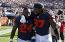 Bears LB Willie Young out for the year