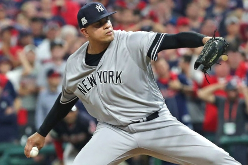 Betances impressive until familiar problem reared its ugly head