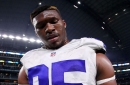 Cowboys activate David Irving, replaces Charles Tapper who goes to IR