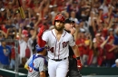 Bryce Harper home run sparks Washington Nationals' eighth-inning rally in 6-3 win over Chicago Cubs...