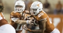 WATCH: Texas RB Chris Warren III pushes across game-winning touchdown in double OT