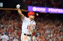 Watch Bryce Harper and Ryan Zimmerman's home runs that gave the Nationals the win