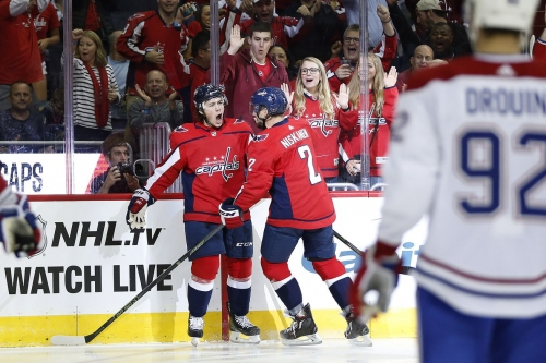 Canadiens vs. Capitals 5 Takeaways: Try and Fix You